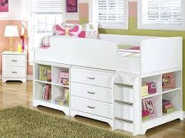 loft bed with storage pink storage loft bed with desk loft bed