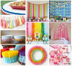 8 Beautiful Party Decoration Streamer Ideas