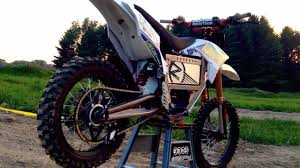 motocross bikes cheap electric dirtbike 2012 zero test ride youtube