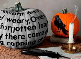 pumpkin decorations decorations painted pumpkins from country living huffpost
