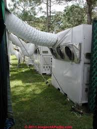 air conditioned tent portable room air conditioners selection use properties functions