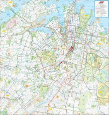 Nyc Bike Map Sydney Maps Australia Maps Of Sydney