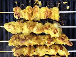 recette cuisine iranienne recette de brochette de poulet à l iranienne