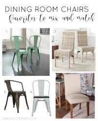 mixing dining room chairs wsj the rules of mixing dining room