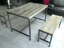 table et banc de cuisine table et banc de cuisine banc d angle frais coin repas cuisine