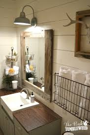 Rustic Charm Home Decor 15 Farmhouse Style Bathrooms Full Of Rustic Charm Farmhouse