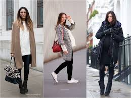 imagenes look invierno it mum 12 looks de invierno comoda a la moda y sin tacones