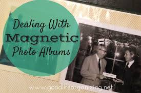 magnetic photo albums dealing with magnetic photo albums organizing
