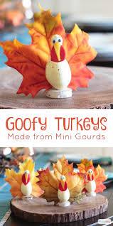 goofy gourd thanksgiving turkeys gourds thanksgiving and tutorials