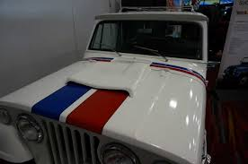 jeep commando for sale craigslist 1971 jeepster commando hurst edition quadratec
