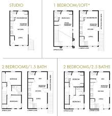 space saving floor plans division 43 by dr horton sustainable and walkable small new