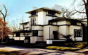 frank lloyd wright prairie style house plans fricke house frank lloyd wright 1901 oak park illinois