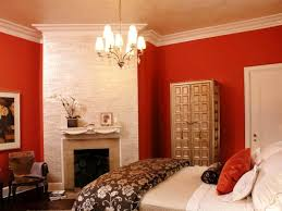 49 audacious room paint colour schemes red for your home in room