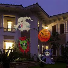 Halloween Yard Lighting Online Get Cheap Outdoor Slide Projector Aliexpress Com Alibaba