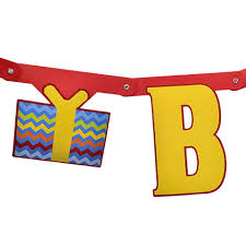 bulk glittery happy birthday letter banners 7 ft at dollartree