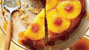 honey pineapple upside down cake southern living youtube