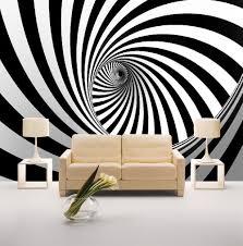 popular paper wall murals lines buy cheap paper wall murals lines wholesale modern 3d wall photo murals for livinging room wallpaper 3d wall murals zibra lines backdrop