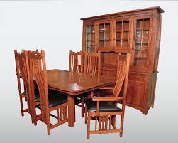 dining room furniture amish furniture gallery custom built
