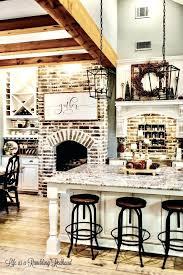 kitchen mantel ideas kitchen fireplace moute