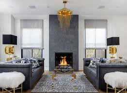 Fireplace Room by 20 Beautiful Living Rooms With Fireplaces