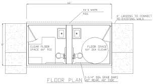 floor plan search commercial handicap bathroom floor plans search ada layouts