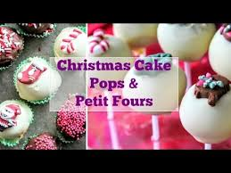 christmas fruit cake balls recipe