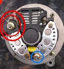 porsche 928 alternator alternator connections rennlist porsche discussion forums
