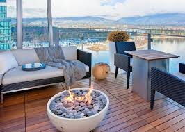 Fire Pit Diy Amp Ideas Diy Awesome Small Fire Pit For Balcony Exterior Amazing Scandinavian