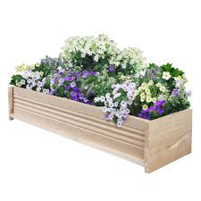 Raised Patio Planter by Greenes Fence Companyplanter Boxes