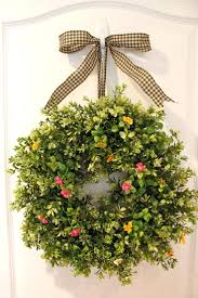 articles with front door spring wreath ideas tag beautiful wreath