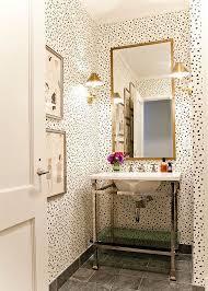Smallest Powder Room - the 25 best bathroom wallpaper ideas on pinterest half bathroom