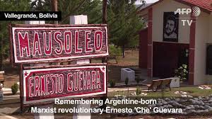 Che U0027 Lives On In Bolivia 50 Years After His Death Video Dailymotion
