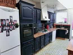 renover cuisine bois repeindre meuble cuisine rustique unique relooker cuisine bois 100