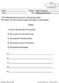 primaryleap co uk unscramble the sentences 3 worksheet