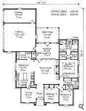 2500 sq ft house plans single story fresh ideas 2000 sq ft single story house plans kabel country french