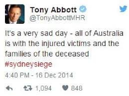 simply market siege social sydney siege how the reacted to lindt cafe terror attack on