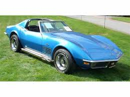 1972 corvette stingray value 1971 chevrolet corvette for sale on classiccars com 50 available