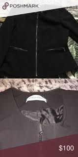 never worn grey bomber jacket coats ea and never