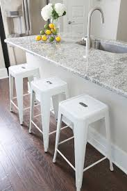 White Metal Bar Stool Decorated Mantel How To Choose The Right Bar Stools