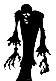 Zombie Pumpkin Stencil by Dave Lowe Design The Blog 63 Days U0027til Halloween Zombie Window