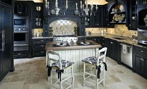 black cabinets with black appliances black cabinets black cabinets with white island black kitchen