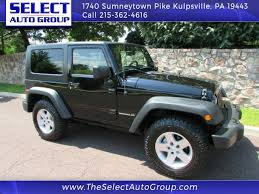 2009 jeep rubicon for sale 2009 jeep wrangler rubicon for sale in kulpsville pa from select
