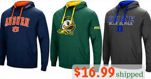 finish line coupon code ncaa hoodies for 16 99 shipped