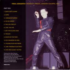 gary numan 5 album box set