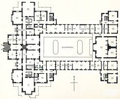 floor plan hospital p 24 1963 reproduction of original ground floor plan glenside