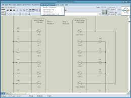 constructor software draw electrical or ladder diagrams software