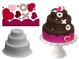twinkle heart cake u2013 creative felt cake kit inhabitots
