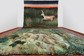 Forest Rug Unique Wool Rugs That Bring Soft Moss And Gentle Meadows Into Your