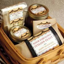 Christmas Food Gifts Pinterest - creative way to deliver a meal to a new mommy sick friend or just