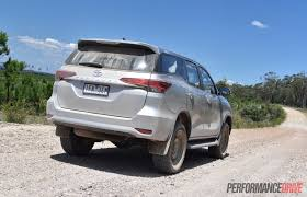 fortuner specs 2016 toyota fortuner gx review video performancedrive